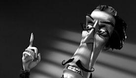 Exclusive: Frankenweenie Reanimates Horror Legend Vincent Price