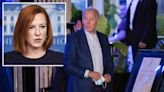 Psaki says Biden not wearing mask at restaurant was just 'moments in time that don't reflect overarching policy'