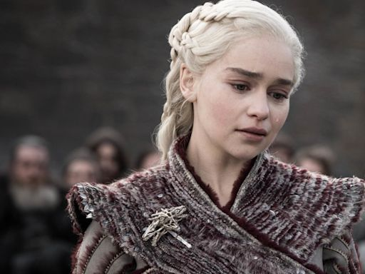 Emilia Clarke improvised an entire Valyrian speech in 'Game Of Thrones'