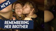 Riley Keough Reflects on 'Hard Days' 1 Year After Brother Benjamin's Death