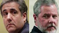 Cohen links Falwell's Trump endorsement to racy photos