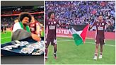 英足盃花絮|李城球員聲援巴勒斯坦人 連尼加爆粗支持VAR | 蘋果日報