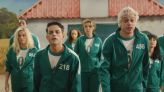 Watch Pete Davidson & Rami Malek Sing A Country-Pop Squid Game Song On SNL