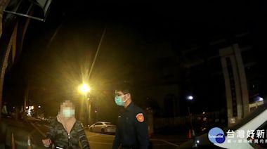 八旬老翁失智走失 警人臉辨識協助返家
