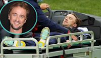 'Harry Potter' Star Tom Felton Carted From Celebrity Golf Tournament After Collapsing