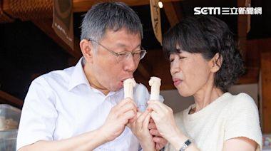 快訊/陳佩琪頻抱怨!柯文哲坦承:幫兒子預約不到殘劑