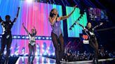 Dua Lipa displays 'it' factor at iHeartRadio Music Festival