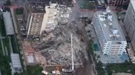 'Deep fire' slowing rescue effort at collapsed Florida condo