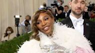 Serena Williams Says Daughter Olympia Approves Of Her 2021 Met Gala Gown: 'She Loves Feathers'