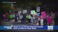 California Changes Course On Schools Enforcing Mask Mandate