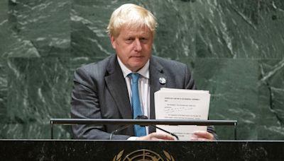 約翰遜呼籲各國領袖採取行動應對氣候變化 - RTHK