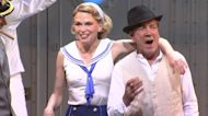 'The perfect tonic for the worst depression the world has gone through': 'Anything Goes' sails into London