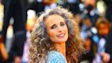 Andie MacDowell Faced a Lot of Pushback Before Showing Off Her Gray Hair on the Red Carpet