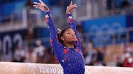 Simone Biles to compete in balance beam final at Tokyo Olympics