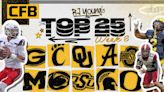 College football rankings: Idle Georgia stays No. 1, Cincinnati, Oklahoma climb in RJ Young's Top 25