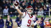 WATCH: USC quarterback Kedon Slovis talks about the 31-16 loss to Notre Dame