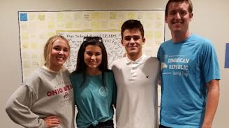 North Ridgeville students back from spring service trip to Dominican Republic