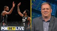 Are the Nets too big a favorite to win the East — Fox Bet Live crew discuss | FOX BET LIVE