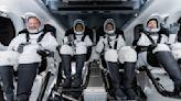 SpaceX 的 Inspiration4 任務順利升空,創下民間載人入軌新頁