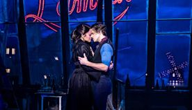 A great year for Latina actress Karen Olivo, who shines in 'Moulin Rouge! The Musical'