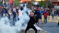 Chile rallies turn violent, raising concern about referendum vote