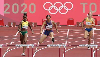 McLaughlin, Muhammad off the mark in 400 hurdles