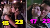 25 Times Hollywood — I Kid You Not — Cast A Child Actor And An Adult Actor As Love Interests