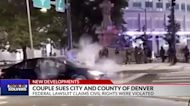 Lawsuit filed against Denver police for shooting pepper balls at pregnant woman during George Floyd protests