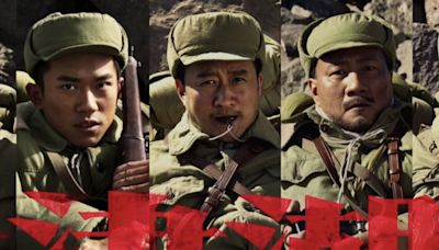 A Chinese propaganda film about the defeat of the US Army is set to become the country's highest grossing film ever