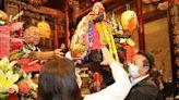 新港奉天宮媽祖駐台400週年出巡吳地、三榔、十八庄起駕
