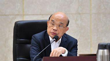 向華強父子申請居留被拒 蘇貞昌:保護台灣安全