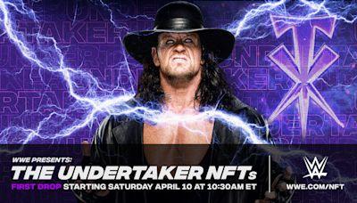 WWE Battles for Digital Dollars With Undertaker NFT