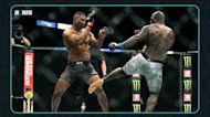 UFC champion Francis Ngannou eyes Anthony Joshua and Tyson Fury