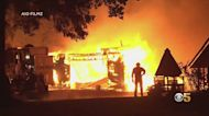 Gov. Newsom Tours Town Devastated by Dixie Fire