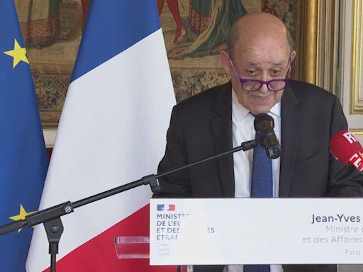 法國召回駐美國及澳洲大使 美澳表示遺憾