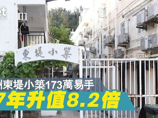 【另類選擇】長洲東堤小築173萬易手 17年升值7.2倍 - 香港經濟日報 - 地產站 - 二手住宅 - 私樓成交