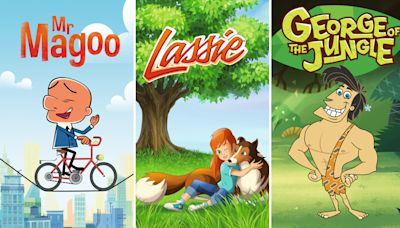 'Lassie', 'George of the Jungle' & 'Mr. Magoo' Animated Children's Series Picked Up By CBS All Access