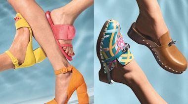 Hermès 2021春夏鞋款精選丨新一季必入手加入Kelly Bag鎖釦設計的愛馬仕新款鞋履