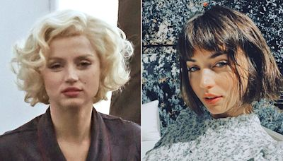 Ana de Armas Says She Cried the First Time She Saw Herself in Marilyn Monroe Wigs for Upcoming Film
