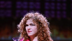 Watch Bernadette Peters Sing 'Broadway Baby' From City Center Encores! Special Event, A Bed and a Chair | Playbill