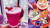 姊妹們~找到新的網美下午茶了!紫艷酒吧 X Wedgwood推出港式風情絕美午茶~連鴛鴦奶茶也變調酒!