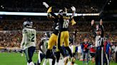 Sunday Night Football: Pittsburgh leads Seattle 14-0 at halftime