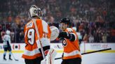 NHL roundup: Flyers spoil Hakstol's return in 6-1 win over Kraken   Times Leader