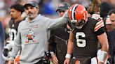 Mayfield, Hunt injured as Browns battered in loss to Cards