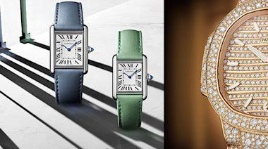 2021 「鐘錶與奇蹟」全新女錶!14 款焦點女裝手錶有 Chanel、勞力士、卡地亞等,珠寶款、優雅款應有盡有