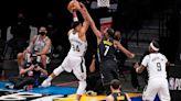 Milwaukee Bucks beat Brooklyn Nets in thriller to trail semi-final series 2-1