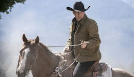 "Kevin Costner Admits Filming 'Yellowstone' ""Hasn't Been an Easy Adjustment"" for Him"