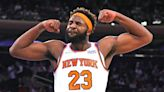 Knicks' Mitchell Robinson may start in Game 1 after all