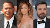 A-Rod Just Subtly Reacted to J-Lo & Ben's Viral Makeout Photo For Her Birthday