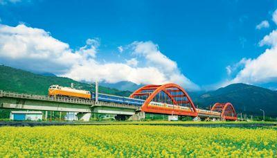 絕美鐵道 走入鐵道上的明信片風景畫 | 蕃新聞